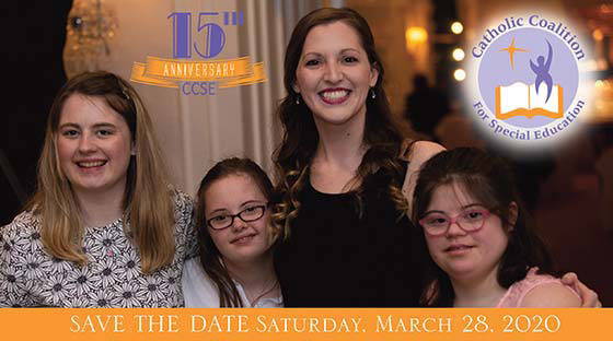 3rd Annual 'Believe in Me!' Spring Benefit