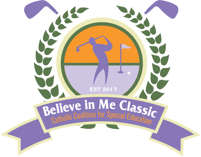 Believe in Me Classic Golf Tournament logo