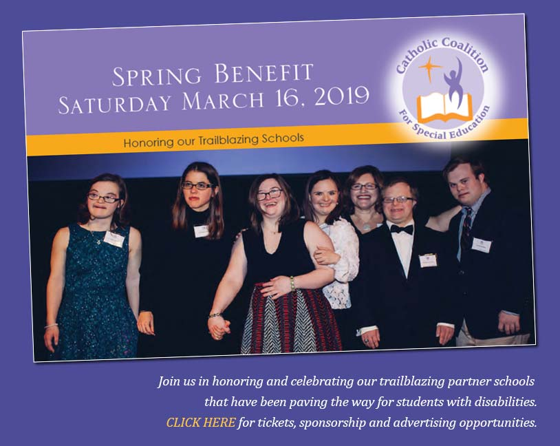 Spring Benefit 2019: Honoring Our Trailblazing Schools